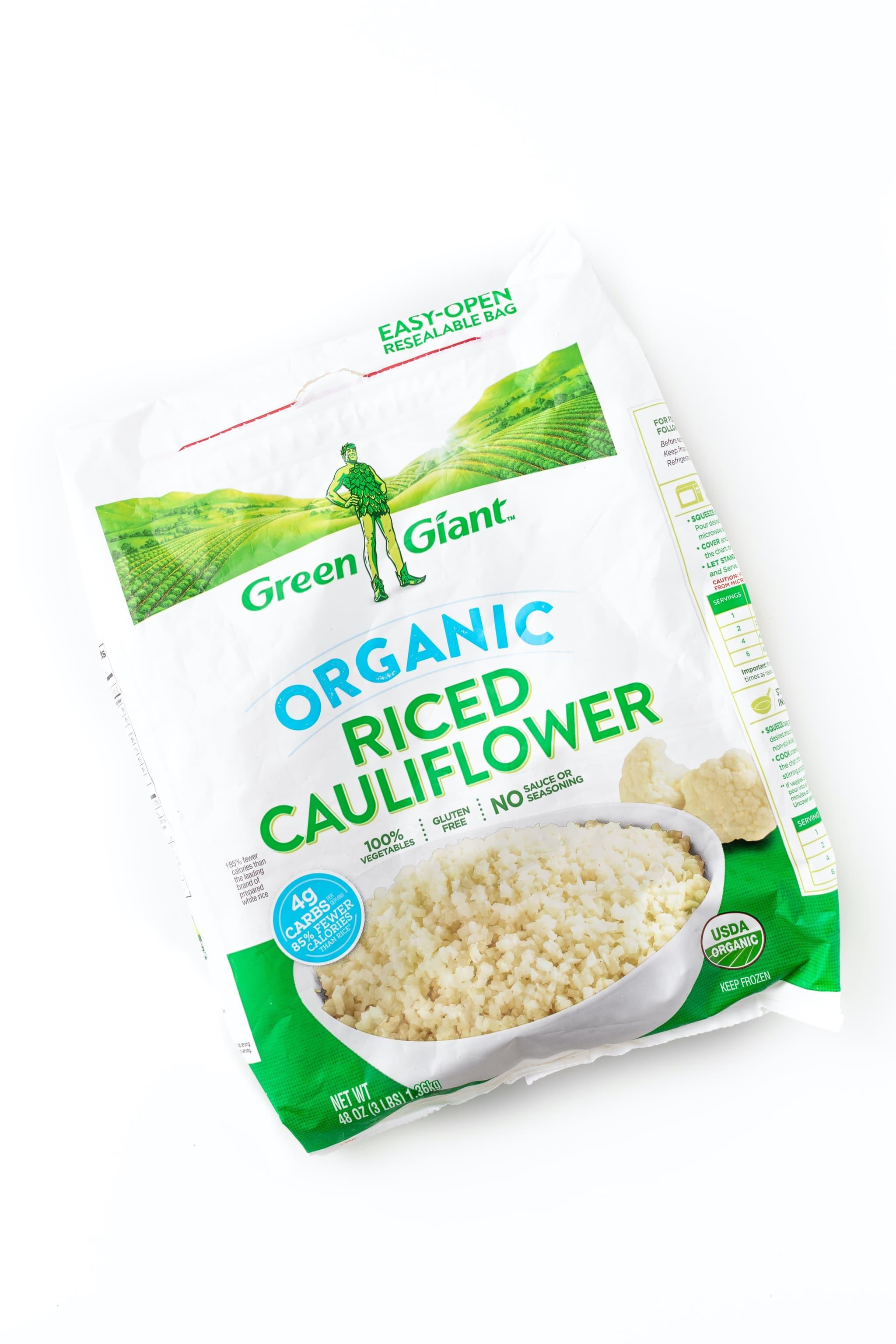 Green Giant Organic Riced Cauliflower Costco